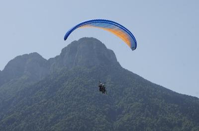 Ecole de parapente: 2 Alpes parapente