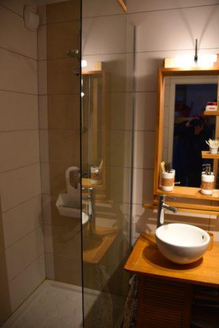 Salle de bain douche
