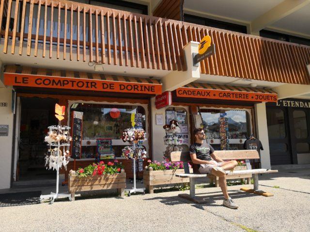 Le comptoir de Dorine