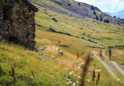 Rando trail N° 13 : Tour du signal de l'Homme