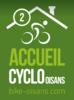 Label cyclo Accueil Oisans 2 vélos