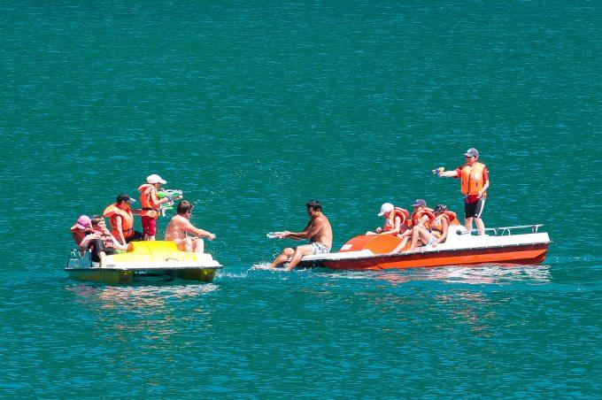 Base nautique du Lac du Verney