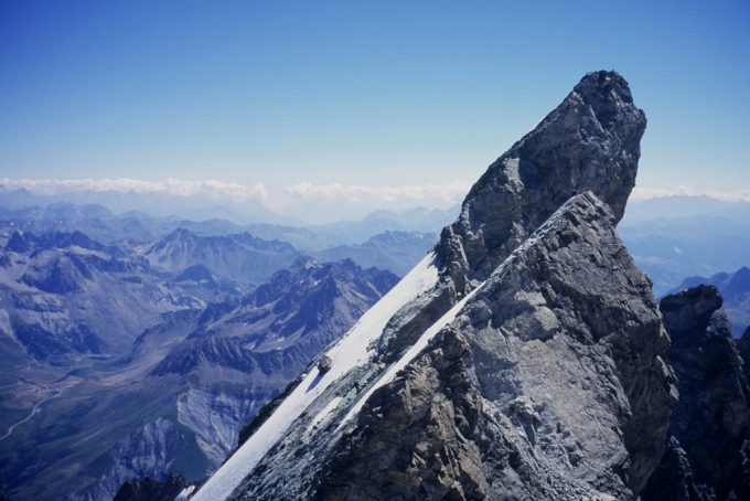 Stage de perfectionnement Alpinisme – La Grave