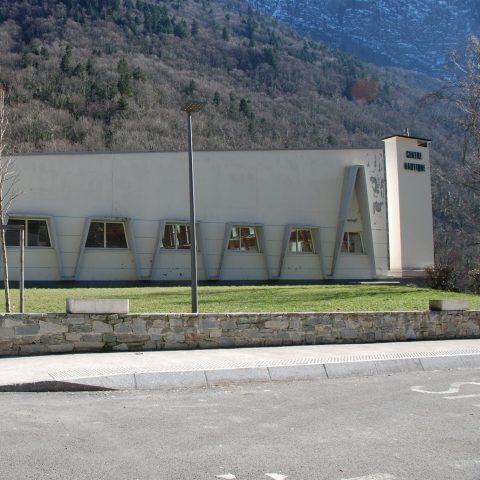 Piscine municipale de Gavet